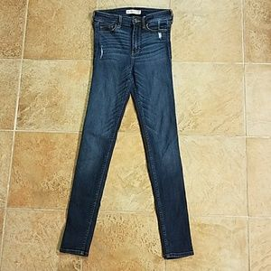 Abercrombie & Fitch Skinny Jeans Size 0R
